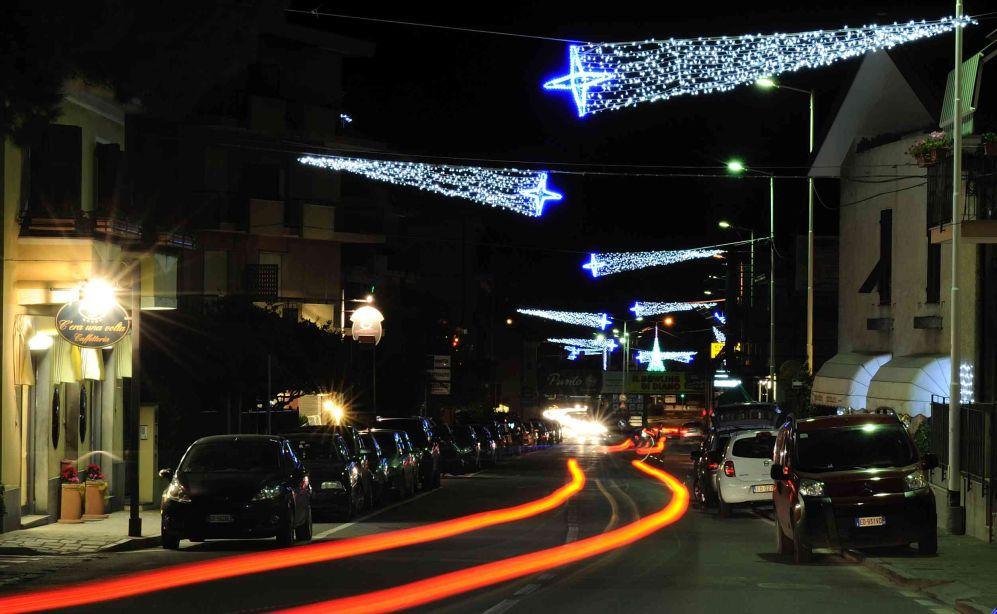 Venerdì a San Bartolomeo si accendono le luminarie e si dà il via agli eventi natalizi