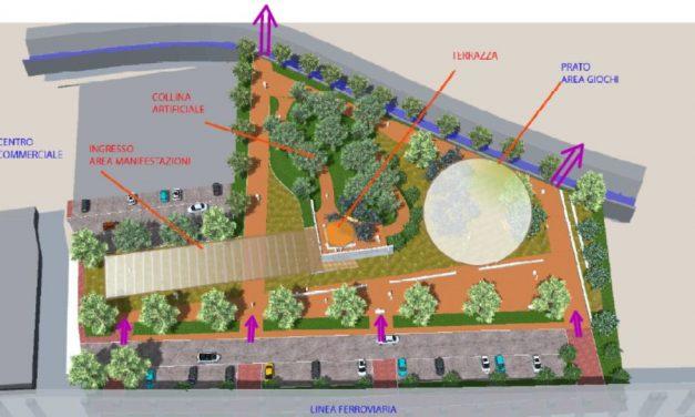 Imperia, al posto delle baracche nella zona di Castelvecchio nasce un parco