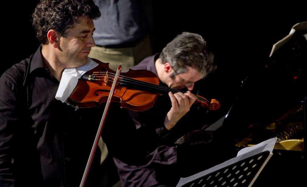 Personaggi Alessandrini: il violinista di casa nostra, Roberto Ranfaldi