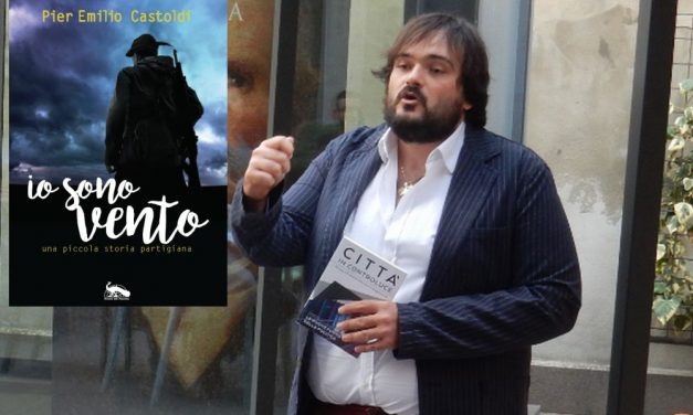 """La casa editrice """"Vicolo del Pavone"""" di Tortona presenta il nuovo libro """"Io sono Vento"""""""