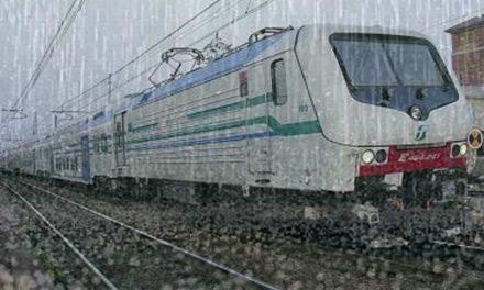 La situazione sulle linee ferroviarie del Piemonte e della Liguria causa il maltmpo