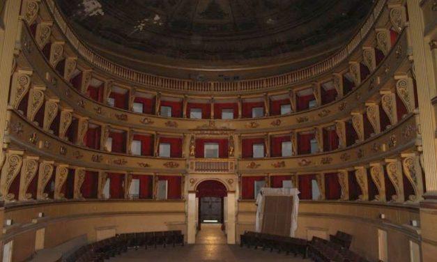 Il Comune di Voghera ristruttura lo storico teatro Sociale con una spesa di oltre 3 milioni di euro