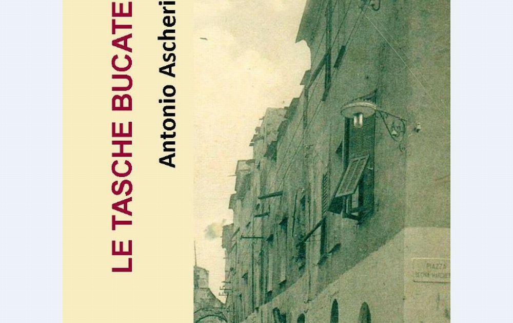 """Sabato a Imperia la presentazione del libro """"Le tasche bucate"""" edizioni Leucotea, ambientato nel Ponente Ligure"""