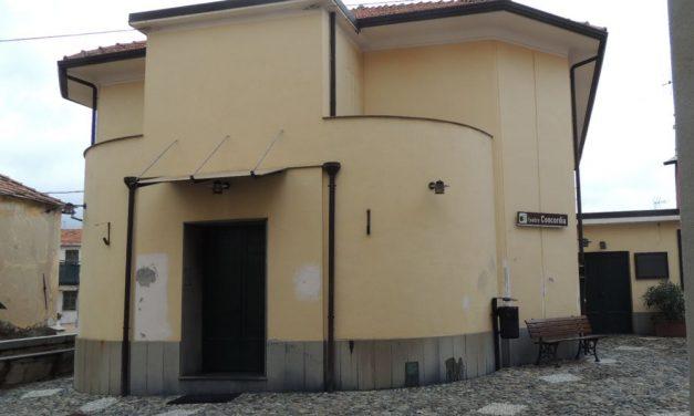 La Diano School Music si trasferisce al teatro concordia di Diano Castello per due pomeriggi alla settimana