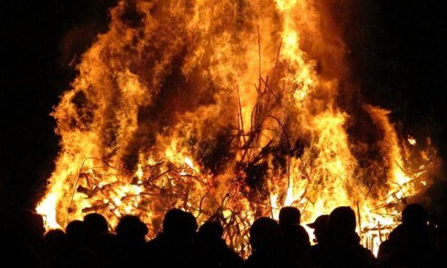 Nel week end alla frazione Varcavello di Diano Castello torna la festa di San Mauro con falò e tante iniziative