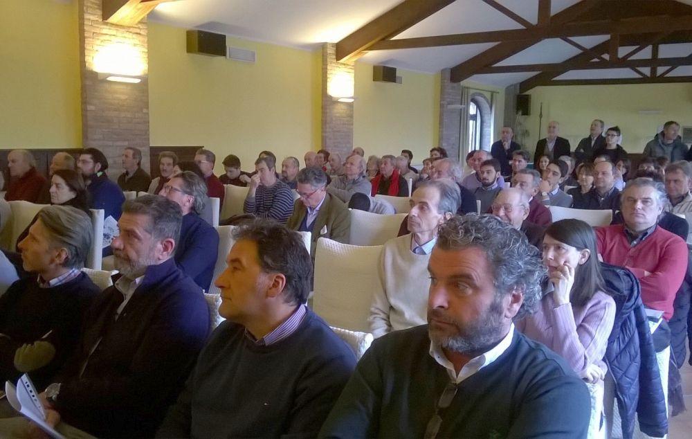 Gli agricoltori tortonesi in assemblea hanno posto l'accento su molte problematiche locali. Tutti gli interventi