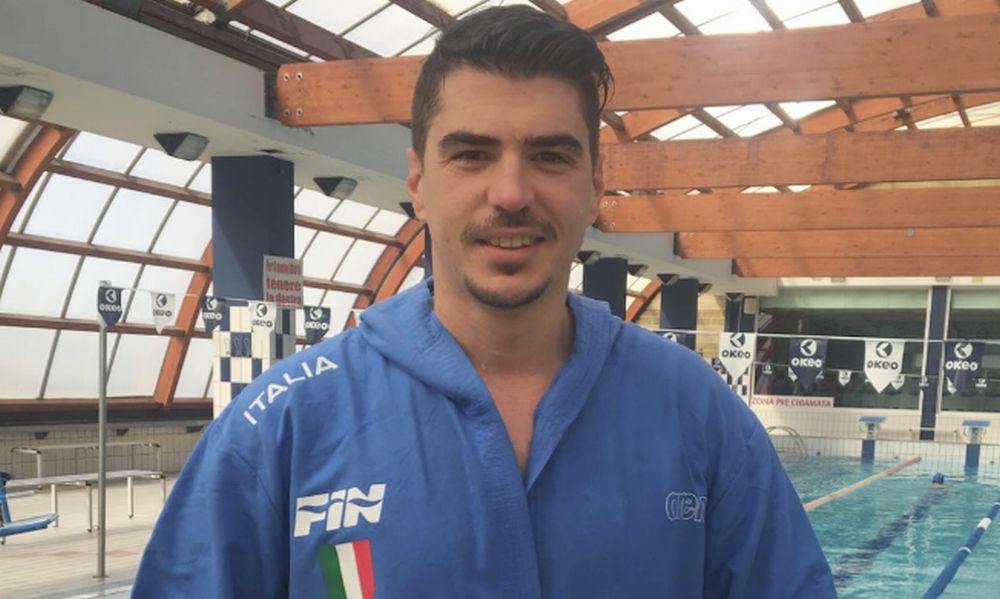 Dopo 20 anni torna a gareggiare in acqua il valenzano Alberto Raspagni