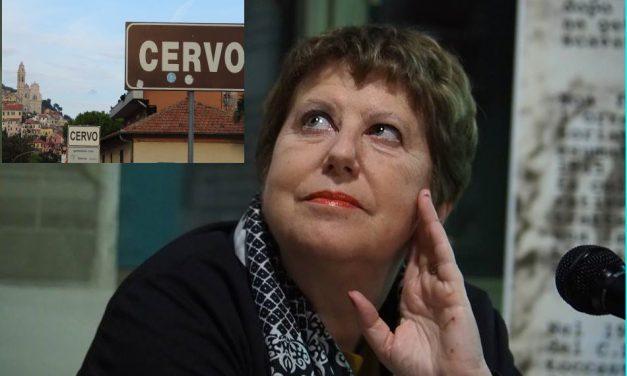 Sabato nuovo appuntamento con Cervo in blu d'inchiostro con Donatella Alfonso