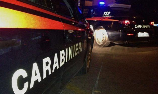 Controlli dei Carabinieri nei Comuni del Tortonese, quattro persone denunciate di cui tre in bassa valle Scrivia