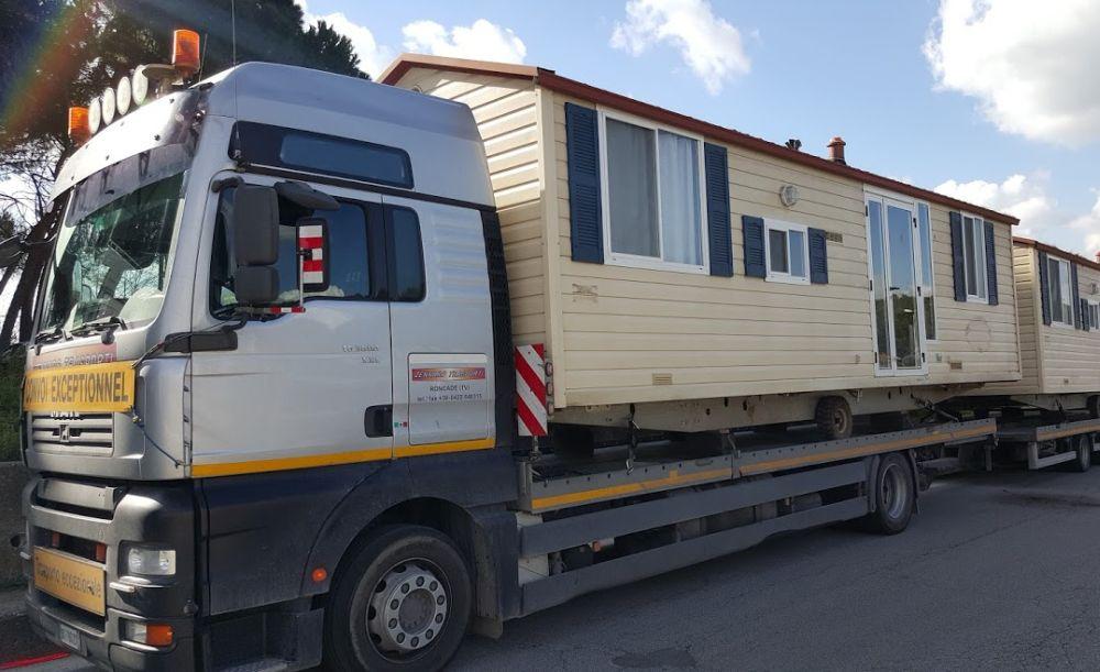 Nuove case mobili al Campeggio Edy di Diano Marina, scattano i divieti per farle passare per 4 venerdì