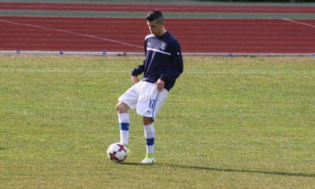 Giovane calciatore di Tortona convocato in nazionale Under 17: è Francesco Carrese