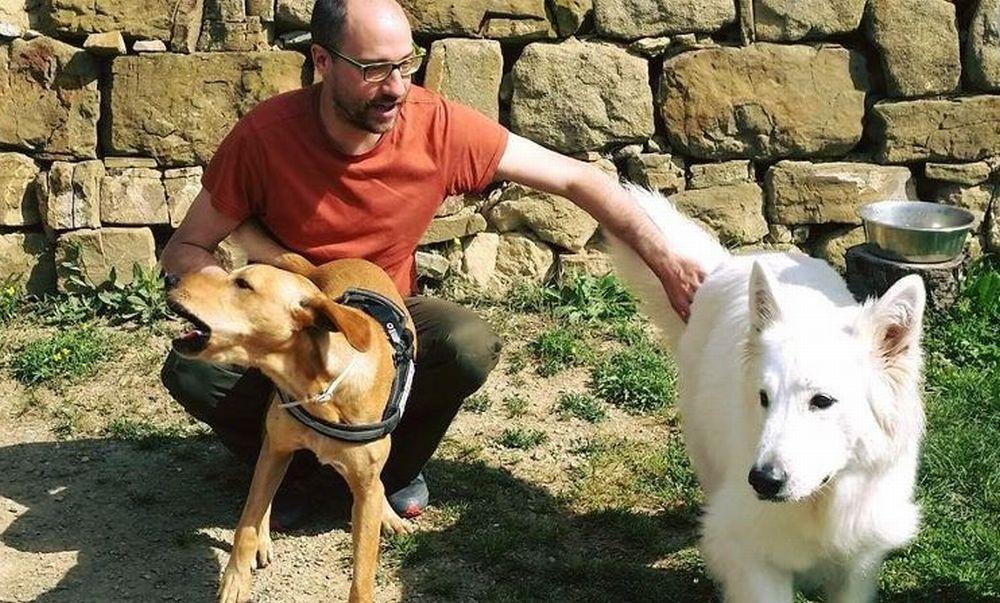 E' pronta l'area di addestramento per i cani a Diano Marina gestita da Giorgio Cardone. Dov'è e cosa si fa