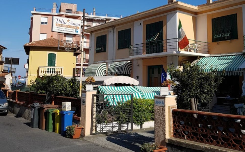 Hotel Villa Ricordi