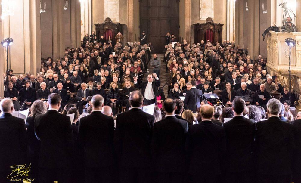 Grande successo a Tortona per il concerto di Lorenzo Perosi