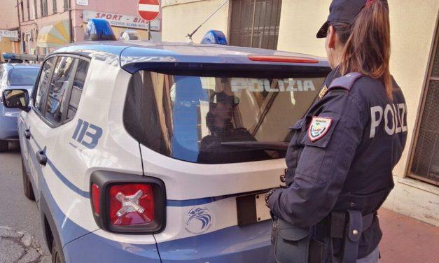 Sanremo. La Polizia di Stato ritrova un cellulare rubato pochi minuti prima e individua l'autore del reato