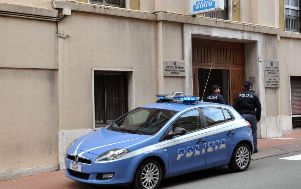 La Polizia di Stato arresta uno spacciatore a Vallecrosia