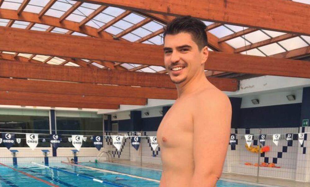 Il valenzano Alberto Raspagni, dopo 20 anni arriva quinto e migliora il suo record nei campionati regionali Master