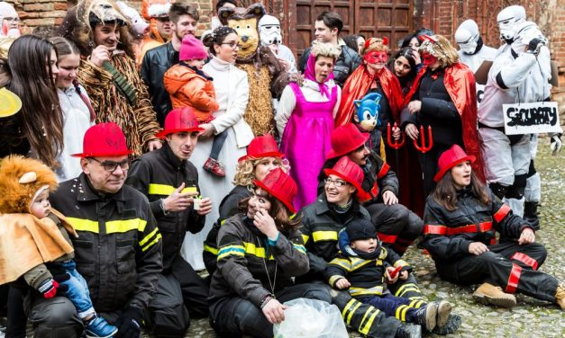 Domenica a Sale c'è la sfilata di Carnevale