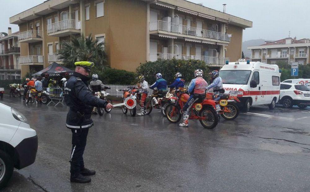 Le immagini del Campionato Italiano di regolarità d'Epoca a Diano Marina