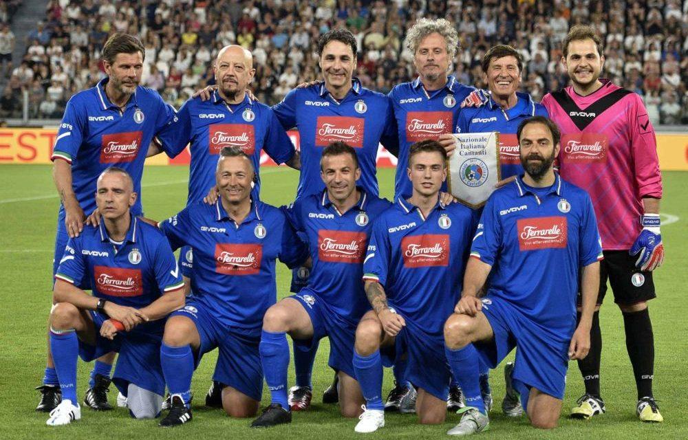 Un gol per il futuro: La Nazionale Cantanti a Casale Monferrato per Vitas Onlus il 29 aprile