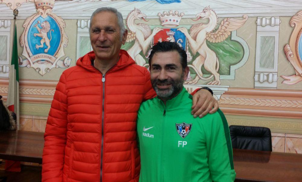 A Diano Marina gli allenatori Enrico Pionetti e Fabrizio Piccareta hanno raccontato la loro esperienza a un folto pubblico