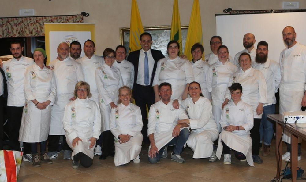 La tortonese Graziella Boveri entra a far parte degli chef stellati: nominata Agrichef insieme ad altri 17 piemontesi