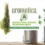 """In Regione a Genova presentata """"Aromatica"""" la kermesse in programma a Diano Marina nel ponte del 1° maggio"""