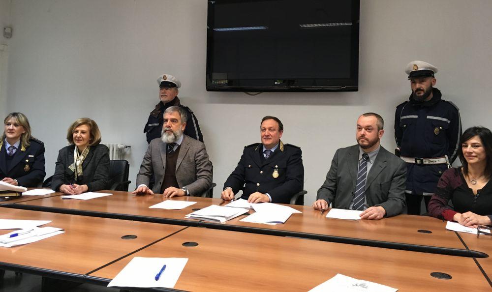 Ottimo lavoro per i vigili Urbani di Tortona: nel 2017 più agenti, più verbali, più controlli e meno incidenti
