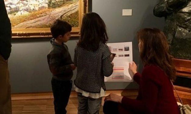"""Ancora famiglie con bambini, domenica a """"Il Divisionismo"""" di Tortona"""