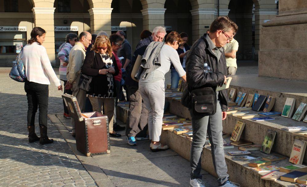 A Casale Monferrato Sabato 7 aprile torna il Bookasalecrossing