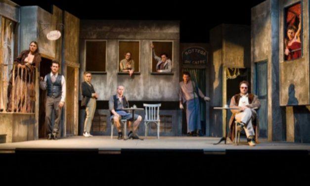 """Domenica al teatro Civico di Tortona arriva Carlo Goldoni con """"la Bottega del Caffé"""""""