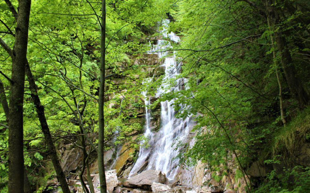 Pasqua nel parco della Alpi Liguri
