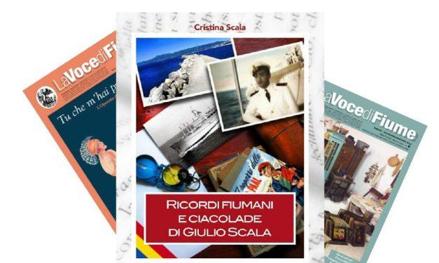 Domenica Cristina Scala presenta ad Acqui Terme la raccolta delle memorie del padre