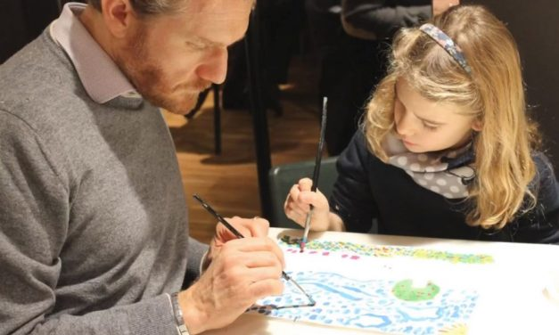 Tanti bambini domenica in visita alla Pinacoteca della Fondazione Cassa di Risparmio di Tortona