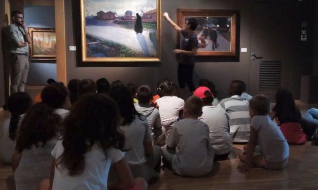Il Museo del Divisionismo di Tortona domenica apre alle famiglie con un particolare percorso