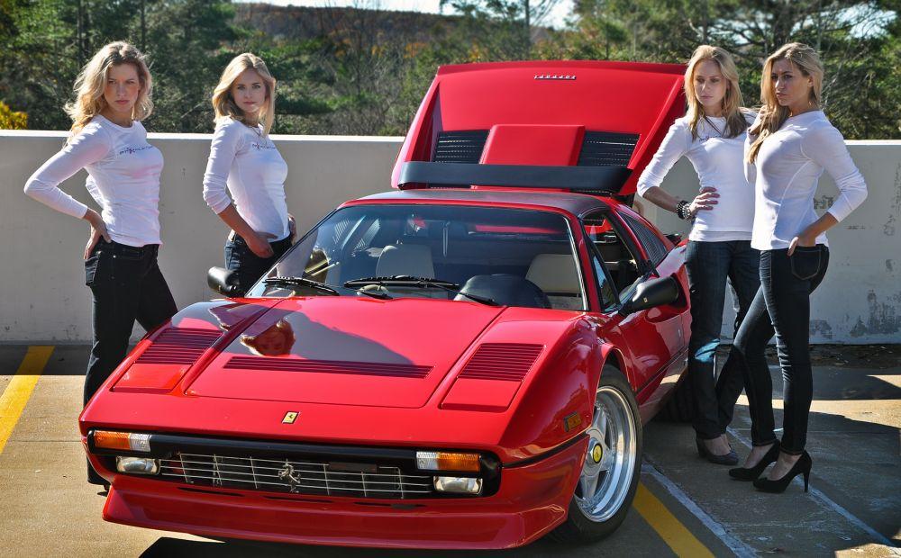 Sabato In Piazza Malaspina A Tortona 232 Ferrari Day