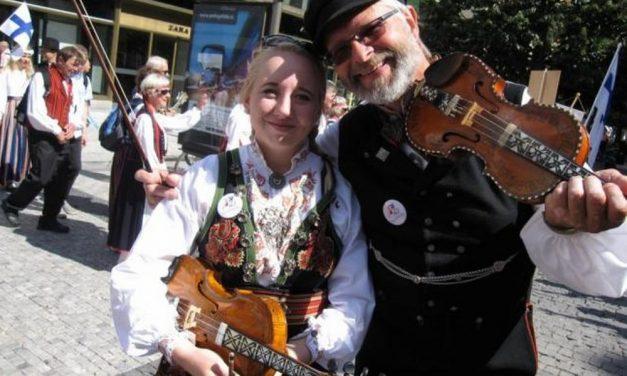 Da venerdì a Diano marina c'è il festival del Folklore