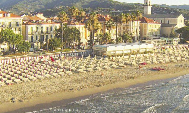 Anche a maggio Diano Marina ha continuato a perdere turisti italiani, ma per fortuna ci sono gli stranieri