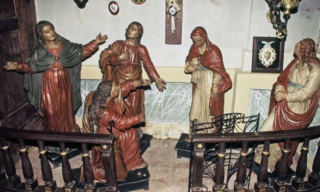Domenica apre in via straordinaria l'oratorio di San Rocco a Castelnuovo Scrivia