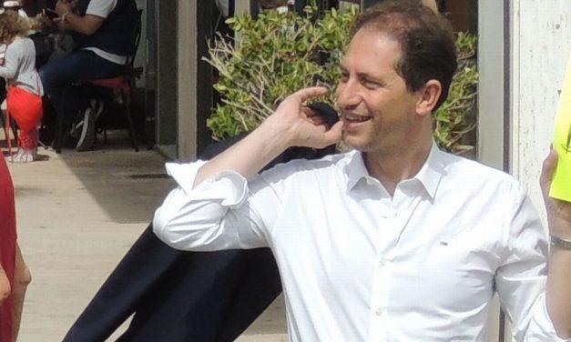Grande soddisfazione per l'elezione di Alberto Cirio, amico di Diano Marina dove viene sempre in vacanza