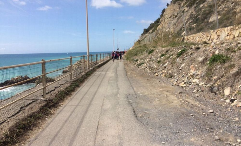 Domenica a Diano Marina c'è  la Mezza Maratona Internazionale che passa sull'Incompiuta