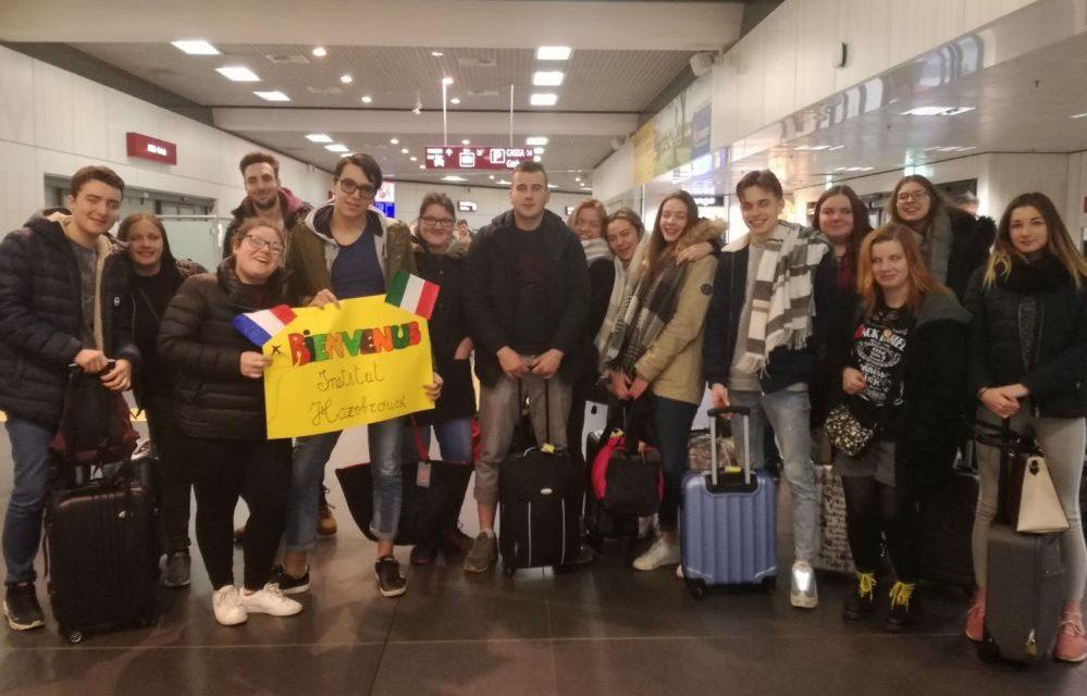 Gli studenti del Liceo Amaldi di Novi Ligure in Francia per uno scambio culturale