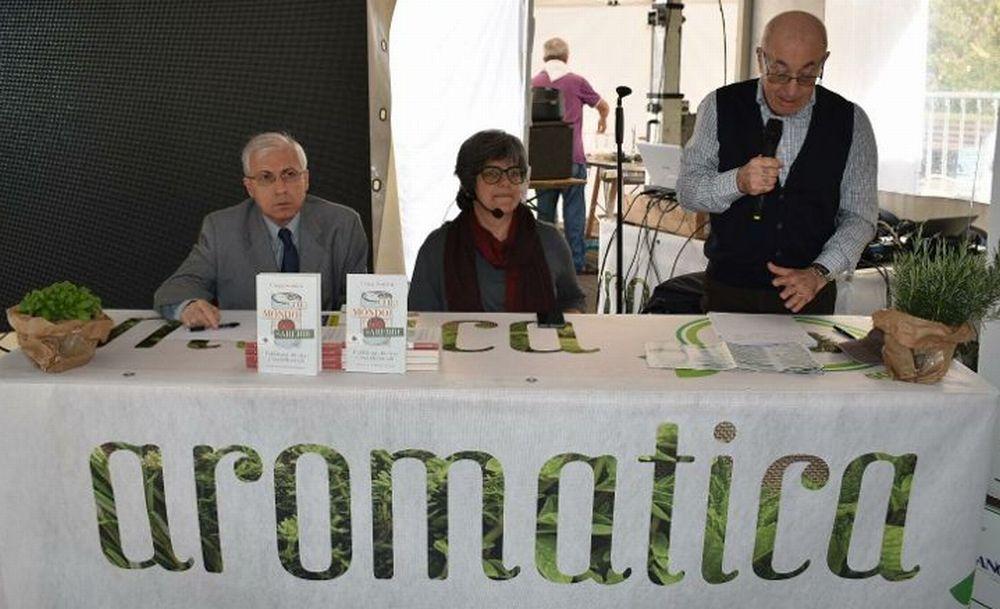 Il Premio Aromatica al dianese Giuliano Sperandio