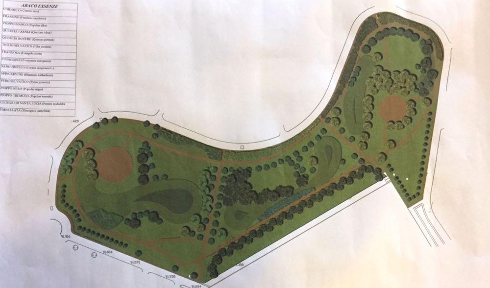 Ad Alessandria saranno piantati 2.500 nuovi alberi che formeranno il Bosco della famiglia rotariana
