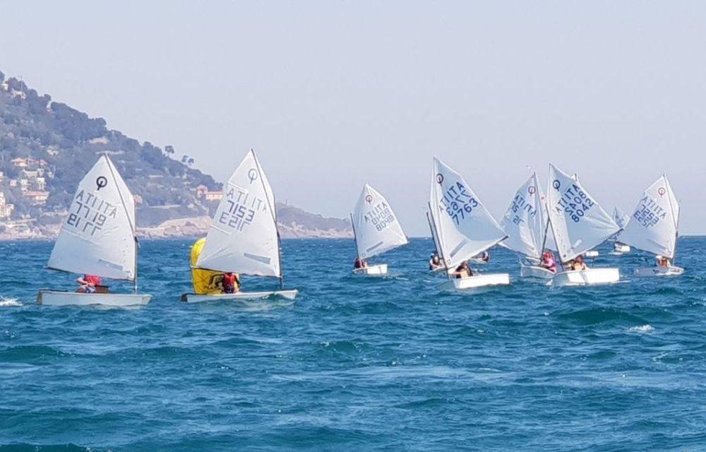 Un successo a Diano Marina la manifestazione velistica organizzata dal Club del mare