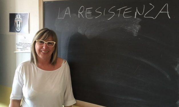 """La resistenza a Viguzzolo spiegata ai ragazzi delle scuole nel giornalino """"Lapis"""" e con la prof. Enrica Buscaglia"""