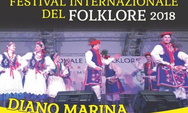 Da giovedì a Diano Marina torna il Festival del Folklore