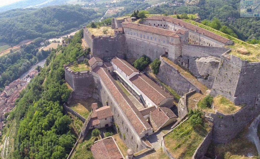 Sabato si visita il forte di Gavi gratis
