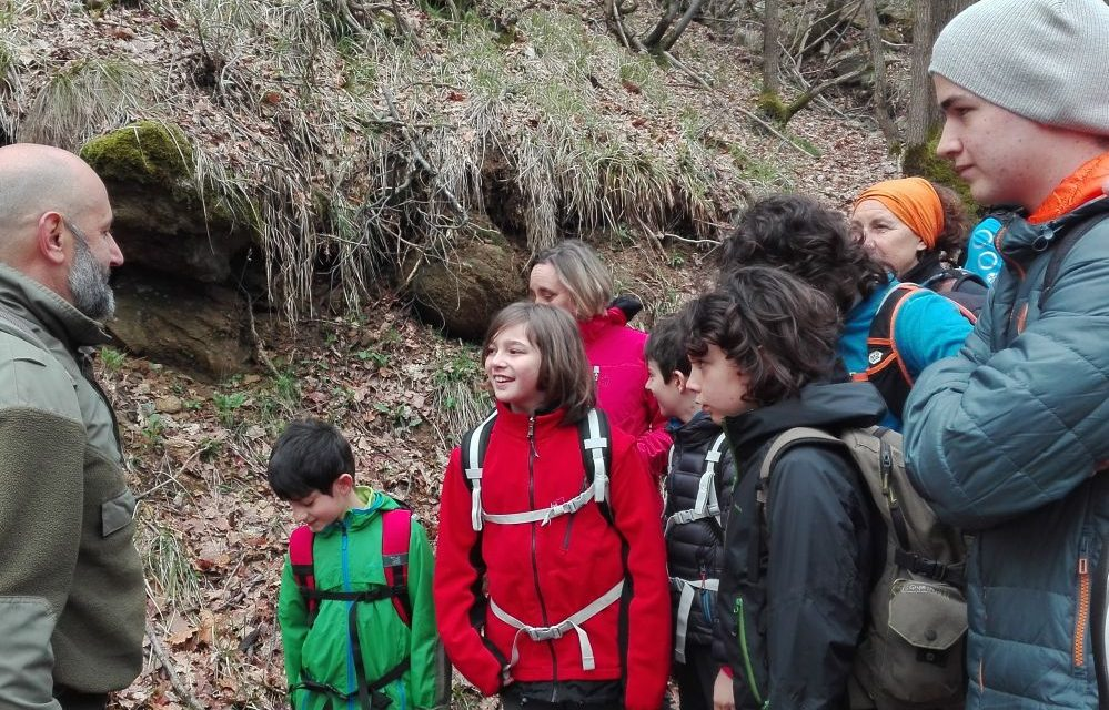 Doppia uscita per i giovani alpinisti del Cai di Novi Ligure