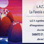 """Sabato a Diano Marina si inaugura la mostra di Paolo Lazzerini """"La Favola Della Vita"""""""